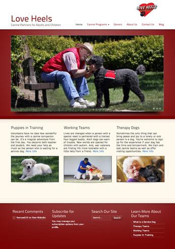 Kearny Mesa Vw >> New Website – LOVE HEELS
